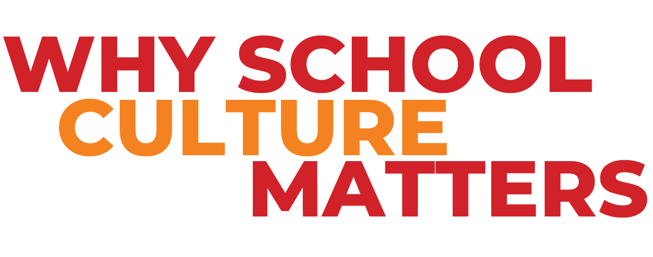 Why school culture matters